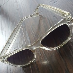 *3 for $25 Item* Gap Laurel Sunglasses Clear